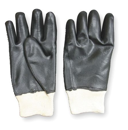 Chemical Resistant Glove, 10-1/2In, XL, PR