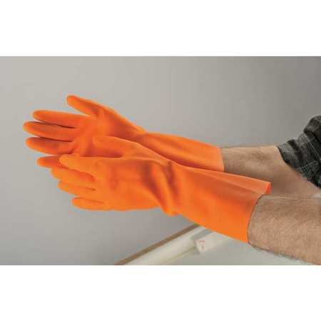 Chemical Resistant Glove, 28 mil, Sz 11, PR