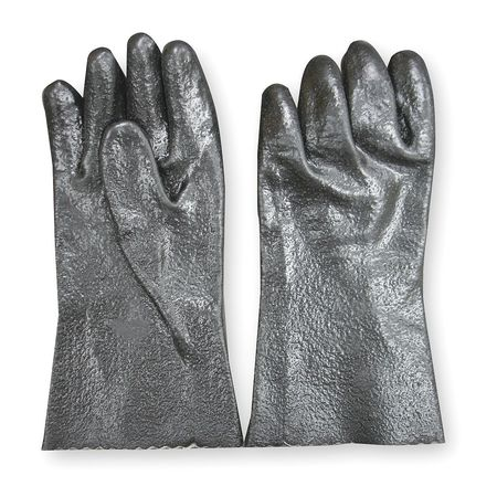 Chemical Resistant Glove, PVC, XL, PR