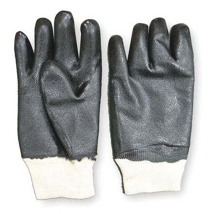 Chemical Resistant Glove, 10-1/2 In, M, PR