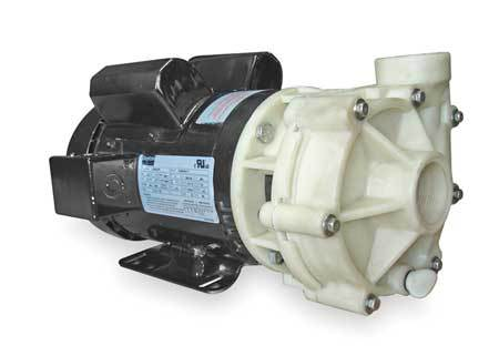 Centrifugal Pump,  3 HP, 1 Ph, 230V
