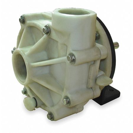 Pedestal Pump,  HP Req 2,  Polypropylene