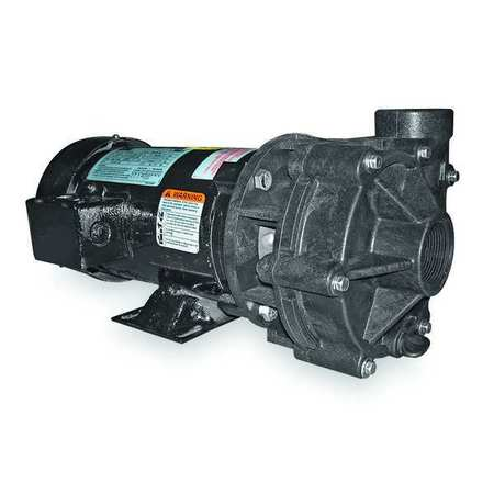 CentrifugalPump,  1/2hp, 3 Ph, 208-230/460V