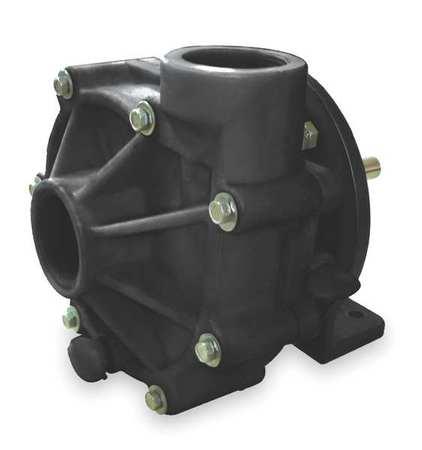 Pedestal Pump,  HP Req 1/2,  Noryl