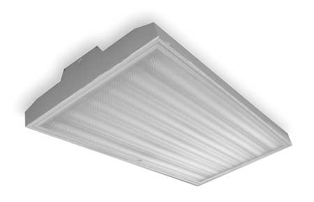 Fluorescent High Bay Fixture, T8, 168W