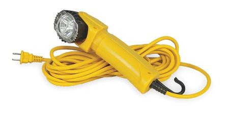 LUMAPRO Halogen Yellow Hand Lamp