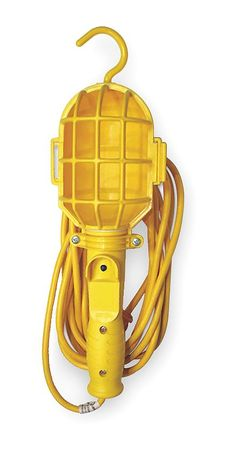LUMAPRO Incandescent Yellow Hand Lamp