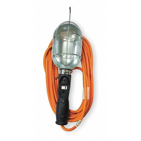 LUMAPRO Incandescent Orange Hand Lamp