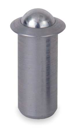Plunger, Press Fit, SS, 0.252, PK5