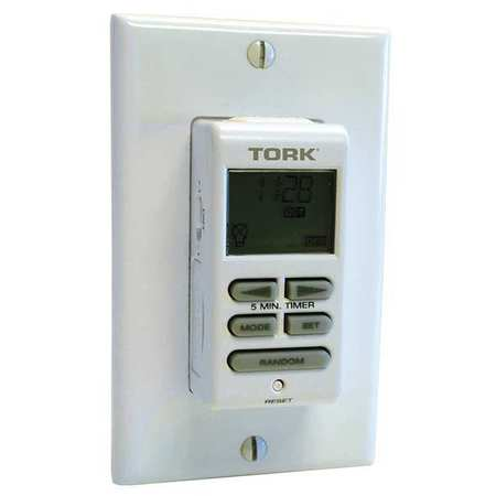 Timer,  Wall Switch,  120 V