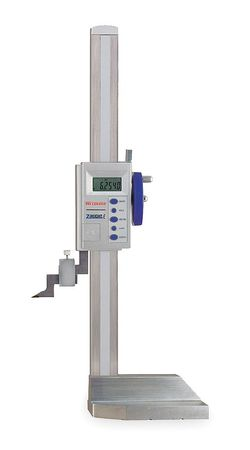 Height Gage, Electronic, 0-18 In