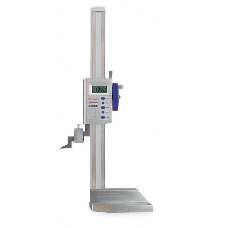 Height Gage, Electronic, 0-24 In