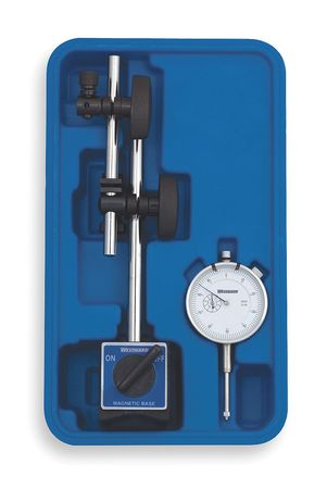 Magnetic Base, Indicator Set, 0.001 In