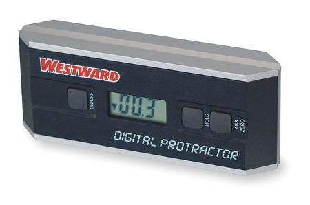 Electronic Digital Protractor, 6 In