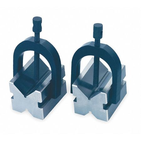 V-Block Set, Square, 2 Pc