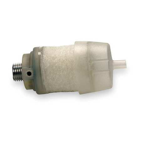 Muffler, Oil Removing, 0.125In NPT