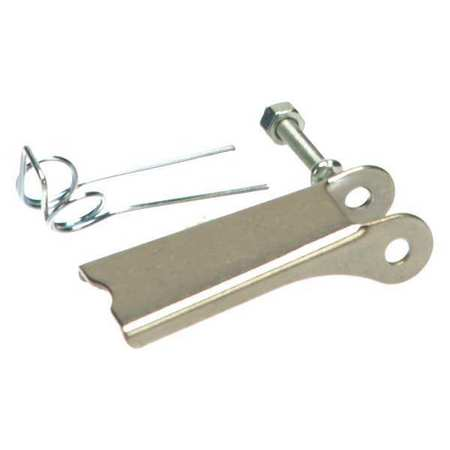 Spring Latch, 302 SS, Natural