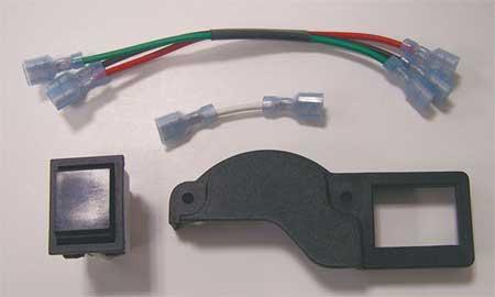 Wiper Motor Switch, 1-Speed