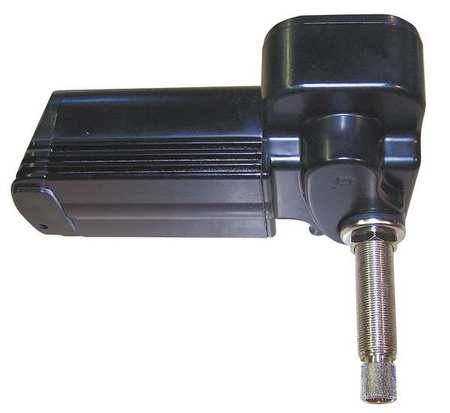 Wiper Motor, Oscillating, Size Shaft 3 In