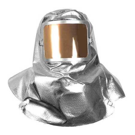 Hood,  Aluminized Carbon Kevlar(R)