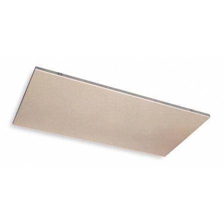 Radiant Ceiling Heater, 240V, 2560 BtuH