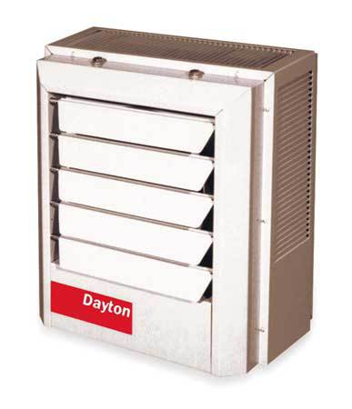 5kW Electric Unit Heater,  1 or 3-Phase,  208V