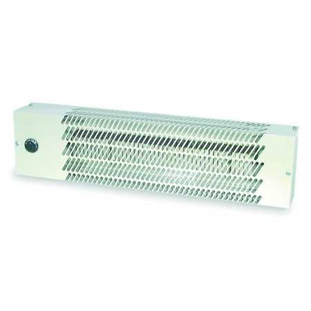 Pump House Heater, 120/208/240V, Gray