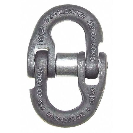 Coupling Link, 9/32 In, 4300 lb, GR 100
