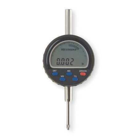 Electronic Indicator, 0-1 In/0-25mm