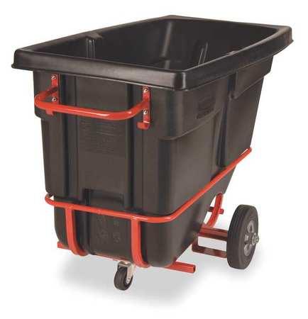 Tilt Truck, Forkliftable, 1/2 cu yd, 850 lb