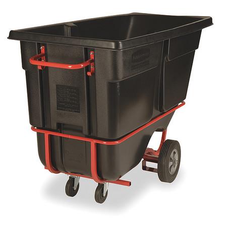 Tilt Truck, Forkliftable, 1 cu yd, 1250 lb