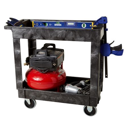 utility cart 500 lb load cap - Rubbermaid Utility Cart