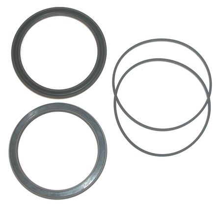 Cylinder Repair Kit, Cushioned, 6 In Bore