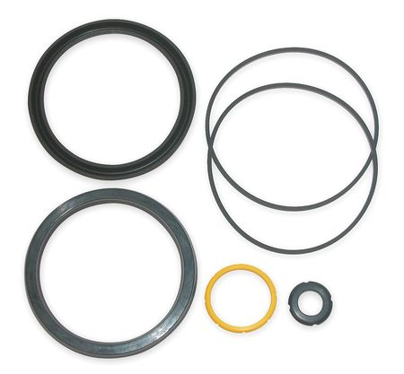 Cylinder Repair Kit, Cushion, 2-1/2In Bore