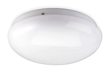 Ceiling Fixture, 18W, Compact Fluorescent