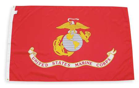 Marine Flag, 3x5 Ft