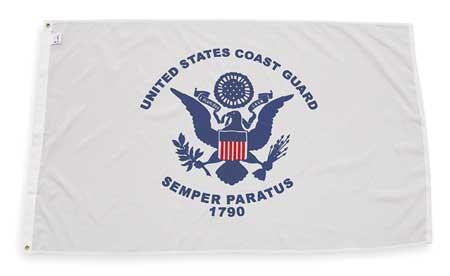US Coast Guard Flag, 3x5 Ft