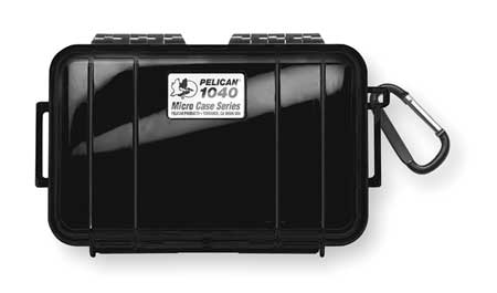 "Water Resistant Micro Case,  5.06"" W x 7.50"" L x 2.12"" H"