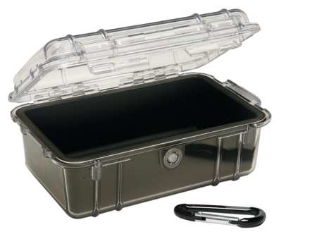 "Water Resistant Micro Case,  5.06"" W x 7.50"" L x 3.12"" H"