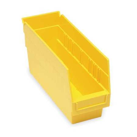 Shelf Bin,  11-5/8 In. L, 4-1/8 In. W, 6 In H