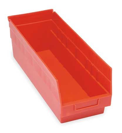Shelf Bin,  23-5/8 In. L, 8-3/8 In. W, 6 In H