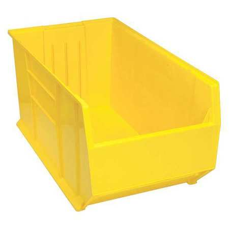 Bin, 35-7/8 In. L, 19-7/8 In. W, Yellow