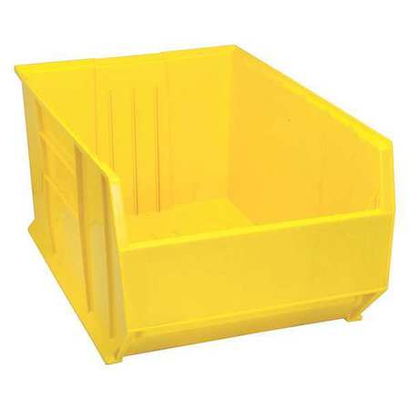 Bin, 35-7/8 In. L, 23-7/8 In. W, Yellow
