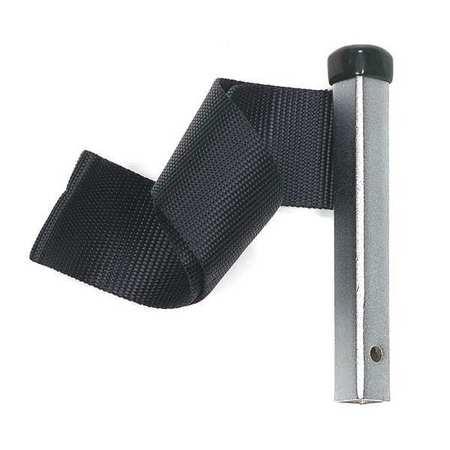 Oil Filter Strap Wrench, Nylon, 7 In