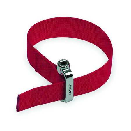 Oil Filter Strap Wrench, HD, Up to 9 In