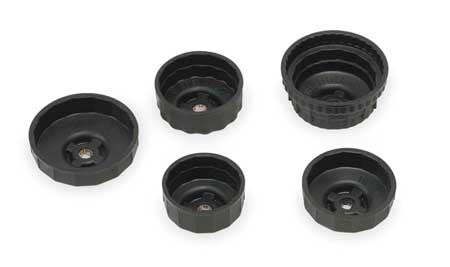Oil Filter Cap Wrench Set, 65 to 93mm