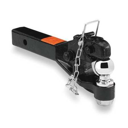 Pintle And Ball Combo, 2  5/16 In