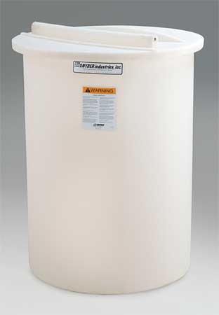 Storage Tank, Vertical Open Top,  250 Gal.