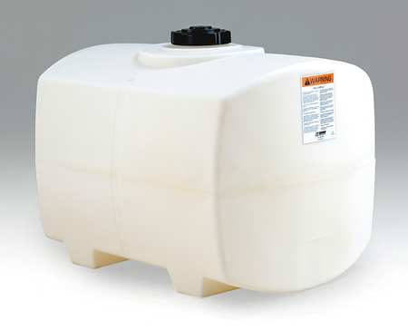 Storage Tank,  Rectangular,  100 Gal.
