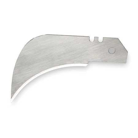 Hook Linoleum Blade, 2in W, 3-3/4in L